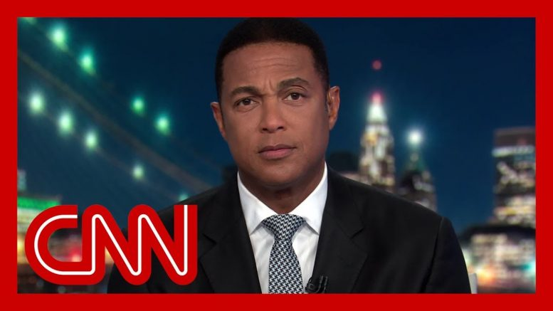 Don Lemon: Trump sure has a lot to say about Biden 1