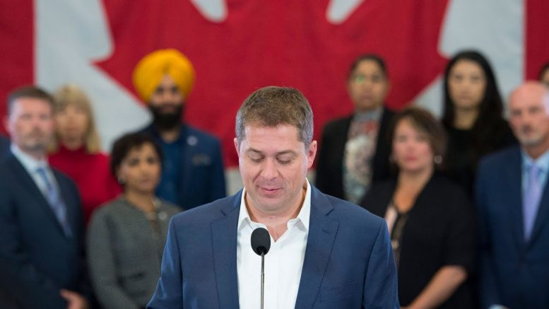 Andrew Scheer suddenly on trial by fire after tough week: Don Martin 1