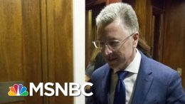 Volker Says Giuliani Does Not Represent The U.S. In Impeachment Deposition | Velshi & Ruhle | MSNBC 2