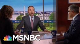 Messages Detail Alarm From State Department Official Over Policy Toward Ukraine | MTP Daily | MSNBC 9