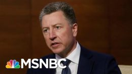Inside Accounts To Ukraine From President Donald Trump Allies | Deadline | MSNBC 1