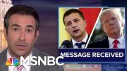 Top Diplomat Rips Trump Ukraine 'Scam' As Damning Texts Emerge | The Beat With Ari Melber | MSNBC 3