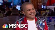 Murder Inc CEO Irv Gotti Talks Trump, 'Aggressive' Rep And Lavar Ball On MSNBC 3