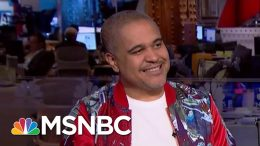 Murder Inc CEO Irv Gotti Talks Trump, 'Aggressive' Rep And Lavar Ball On MSNBC 6