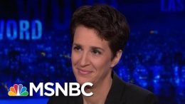 Rachel Maddow On Possible 2nd Whistleblower & Impeachment | The Last Word | MSNBC 8