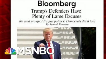 The 'Lame Excuses' From Trump Aides And Allies | Morning Joe | MSNBC 4