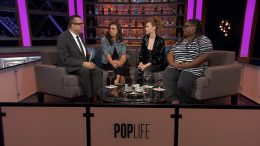How can you conquer a fear of stage fright? The Pop Life panel discusses 7