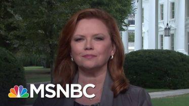 Second Whistleblower Comes Forward In Trump's Ukraine Scandal | MSNBC 10