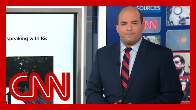 Stelter: 3 big challenges for the press and public 1