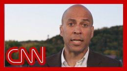 Cory Booker passionately defends Joe Biden 8