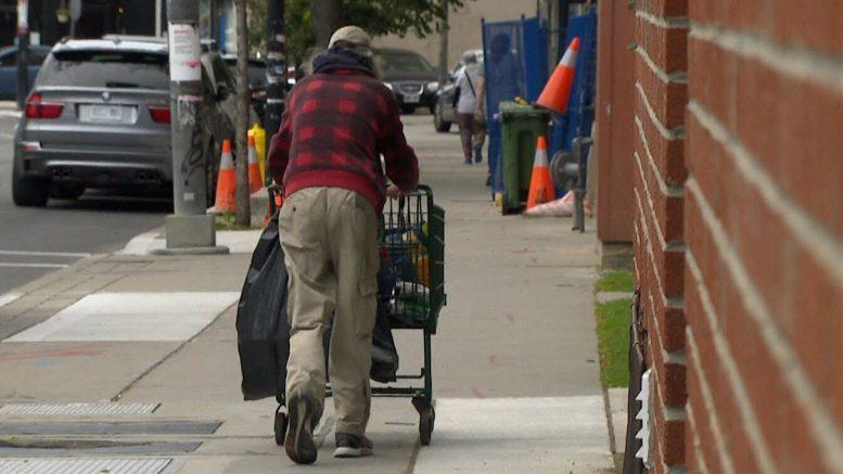 How new initiatives help the homeless cast their ballot 1