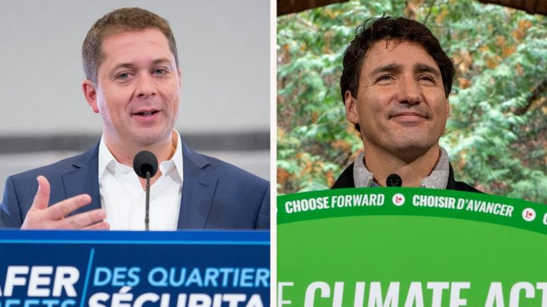Scheer, Trudeau need to 'solidify their base' with debate performance 1