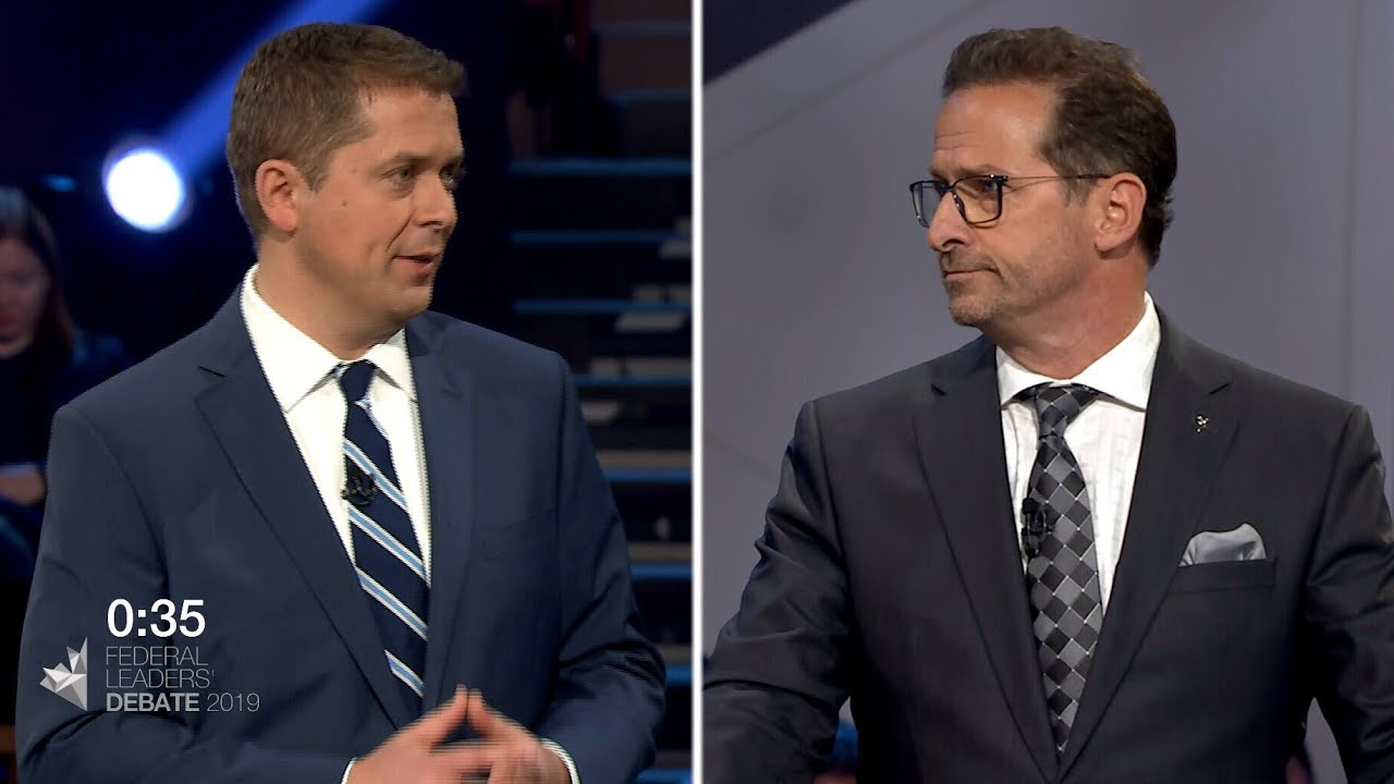 Blanchet and Scheer debate over the future of pipeline projects in Quebec 8