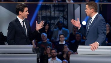 Here are some of the must-see moments from tonight's leaders' debate 9