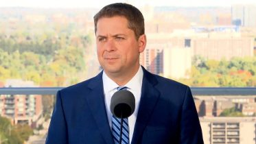 Scheer asked what role a former Trump operative is playing on his campaign 6