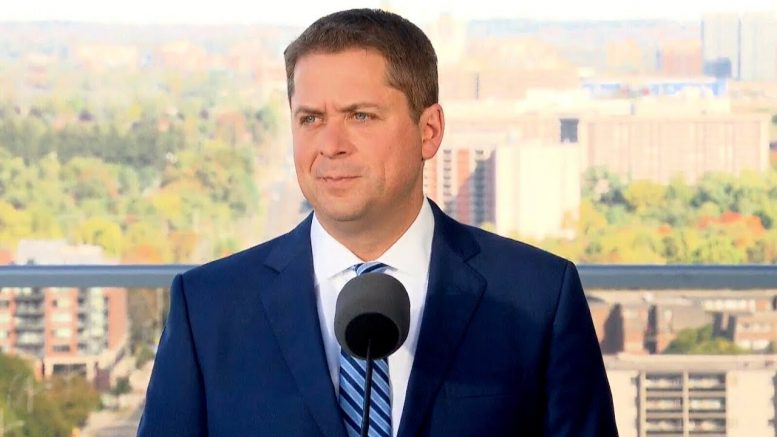 Scheer asked what role a former Trump operative is playing on his campaign 1