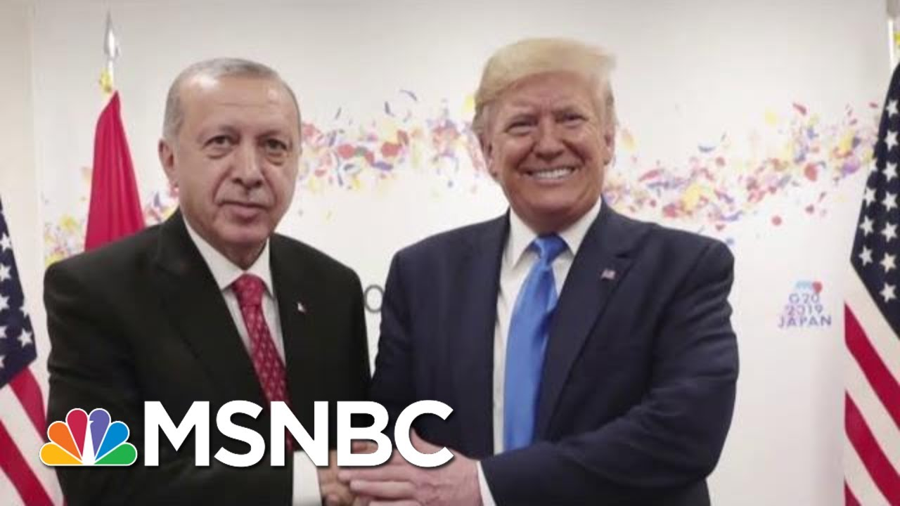 Ignatius: WH Syria Move Is A Potential Tragedy   Morning Joe   MSNBC 8