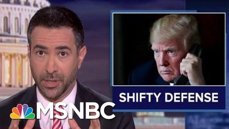 Trump's 'Milli Vanilli' Defense: Blame It On Rick Perry; Perry Don't Mind | MSNBC 1
