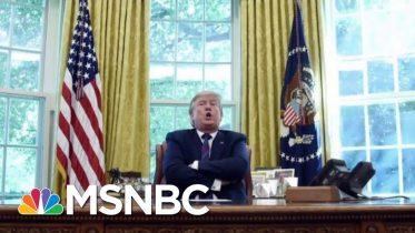 Judge Calls Trump Lawyers' Legal Argument In Tax Return Fight 'Repugnant' | The 11th Hour | MSNBC 6