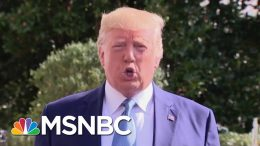 Under Scrutiny For Corruption, Trump Blurs Meaning Of Corruption | Rachel Maddow | MSNBC 1