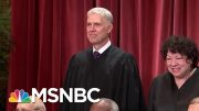 Why Neil Gorsuch Could Be Supreme Court Swing Vote In LGBT Job Rights Case | Andrea Mitchell | MSNBC 5