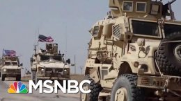 Official: No U.S. Troops Are Leaving Syria | Velshi & Ruhle | MSNBC 7