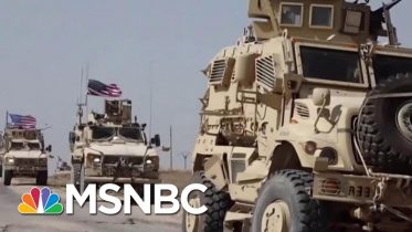 Official: No U.S. Troops Are Leaving Syria | Velshi & Ruhle | MSNBC 2