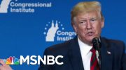 White House Sends Letter To Democrats Demanding They 'Abandon' Impeachment | MTP Daily | MSNBC 2