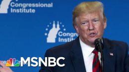 White House Sends Letter To Democrats Demanding They 'Abandon' Impeachment | MTP Daily | MSNBC 7