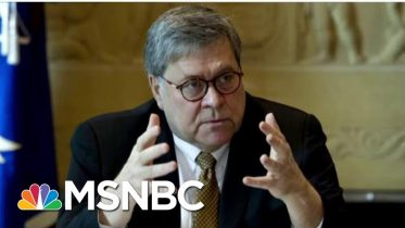 Trump Asked Australian PM To Help Barr, Guiliani Subpoenaed For Ukraine Docs | MTP Daily | MSNBC 3