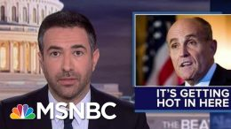 'What's That? Facts': How Receipts May Haunt Trump In Impeachment Probe   MSNBC 5
