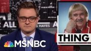 The 'Malicious Captain Kangaroo' Mix-Up | All In | MSNBC 4