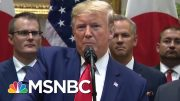 Multiple Polls Show Support Building For Trump Impeachment Inquiry | The 11th Hour | MSNBC 4
