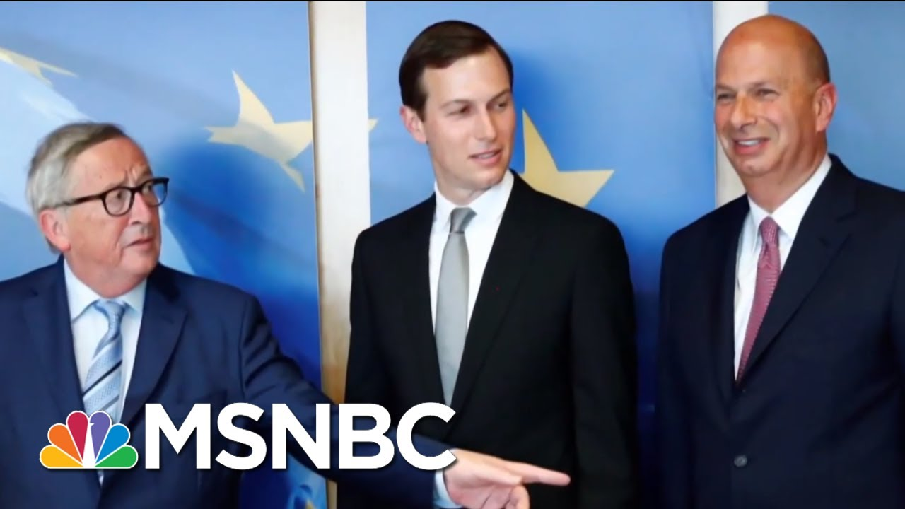 White House Declares War On Impeachment Inquiry - The Day That Was | MSNBC 3
