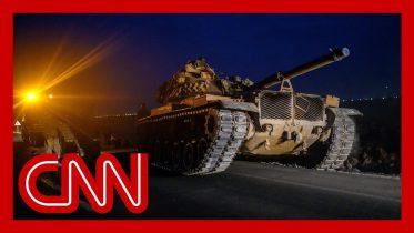 Turkey attacks US allies after Trump stands down 4