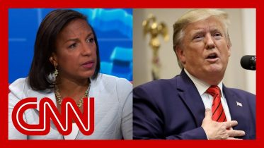 Susan Rice on Trump: What is he smoking? 6