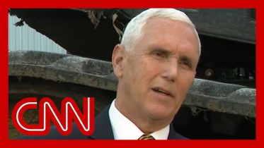 Mike Pence's Ukraine denial stuns Anderson Cooper 3