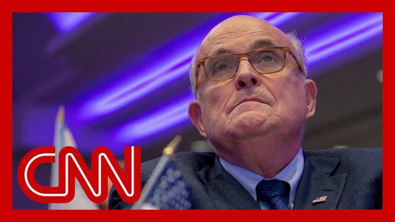 House Intel subpoenas Rudy Giuliani for Ukraine documents 1