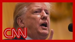 This conspiracy that Trump has repeated is false. Erin Burnett fact-checks the president 3