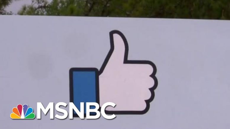 13 Months Away, Pressure Building On Media Companies Over Political Ads | Velshi & Ruhle | MSNBC 1