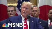 WH Official Describes Ukraine Call As 'Crazy' And 'Frightening' | Velshi & Ruhle | MSNBC 5