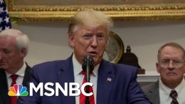 Trump's Bizarre Reason For Abandoning The Kurds In Syria | Hardball | MSNBC 3