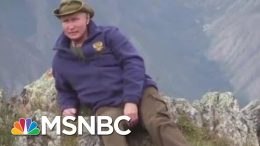 Donald Trump Mixes Up His Friends' Birthdays | All In | MSNBC 9