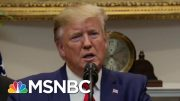 Irony: Trump Ally Cries 'Regicide', Claims Trump Didn't Abuse Power | MSNBC 4