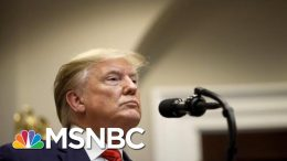 President Donald Trump Complained Kurds Didn't Help U.S. During World War II | The 11th Hour | MSNBC 2