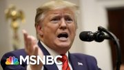 New FOX News Poll: Most Americans Want Trump Impeached And Out Of Office | The 11th Hour | MSNBC 3