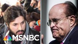 Trump Asked Rex Tillerson To Help Giuliani Client With DOJ: Bloomberg | Rachel Maddow | MSNBC 2