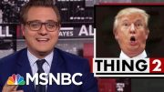 Trump And The Pro-Shark Media | All In | MSNBC 5