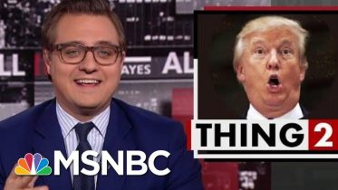 Trump And The Pro-Shark Media | All In | MSNBC 6