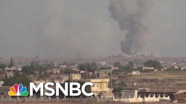 Trump Syria Flip Greenlights Turkey, Russia On Kurdish Slaughter | Rachel Maddow | MSNBC 10